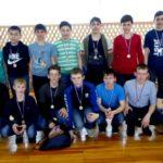 Результаты Спартакиады учащихся Казанского района по волейболу
