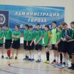 Спартакиада школьников Тюменской области