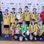 Финал Тюменской области по мини-футболу среди юношей 2000-2001 г.р.