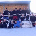 Хоккейный сезон продолжается