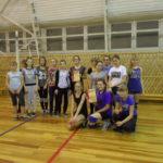 Итоги соревнований по волейболу «Золотая Осень-2016» среди команд девушек 2003 г.р. и младше.