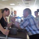 Итоги Чемпионата Казанского района по гиревому спорту и армрестлингу