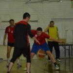Результаты соревнований по баскетболу в зачёт Спартакиады трудовых коллективов.