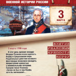 Взятие Ушаковым крепости Корфу.