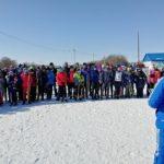 Итоги открытых районных соревнований по лыжным гонкам, посвящённых памяти В.В. Остякова.