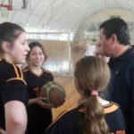 Результаты районной Спартакиады учащихся по баскетболу.