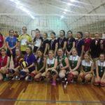 Результаты районного турнира по волейболу среди женских команд 2004 г.р. и старше, посвящённого 8 Марта!