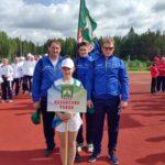 Результаты участия спортсменов Казанского района в Губернских играх «Тюменские просторы» в зачёт XXVII летних сельских спортивных игр.