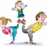 Информация о проведении районного спортивного праздника «Папа, мама, я — спортивная семья».