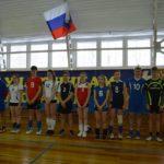 Итоги зональных соревнований по волейболу в зачёт областной Спартакиады учащихся.