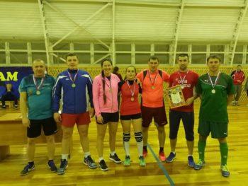 Серебряные призёры соревнований - ДЮСШ