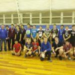 Итоги районной Спартакиады учащихся по волейболу (юноши)