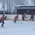 Чемпионат Тюменской области по хоккею с шайбой.