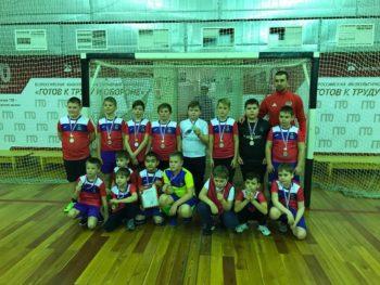 Серебряные призёры турнира.