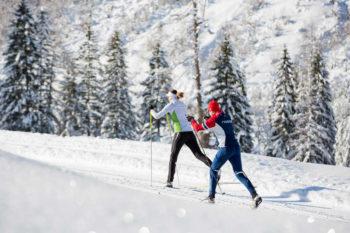 Информация о проведении соревнований по лыжным гонкам