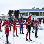 Итоги областных соревнований по лыжным гонкам