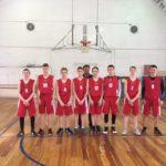 Итоги зонального этапа XXII Спартакиады общеобразовательных организаций по баскетболу
