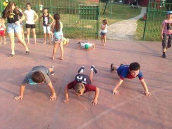 В Казанском районе открываются 19 вечерних спортивных площадок
