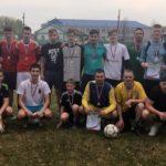 Турнир по футболу среди мужских команд