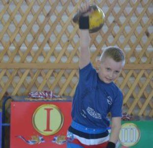 Соревнования по гиревому спорту