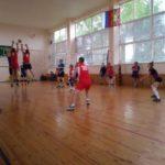 Открытое Первенство по волейболу среди мужских команд