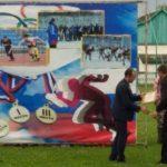 В Казанском районе прошел спортивный праздник, посвященный Дню физкультурника