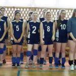 Зональный этап областной спартакиады школьников по волейболу