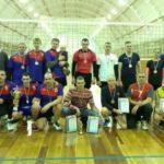 Финал Чемпионата Казанского района по волейболу