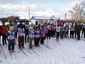 Первенство Казанского района по лыжным гонкам