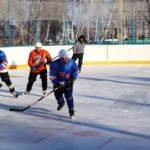 Наши хоккеисты одержали победу