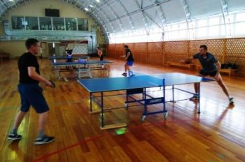 II районный турнир по настольному теннису, посвященный памяти А.П.Туренина