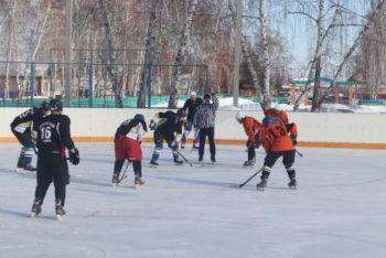 Чемпионат Тюменской области  по хоккею