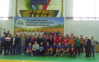 Турнир по волейболу, посвященный памяти В.Т.Пахомчика