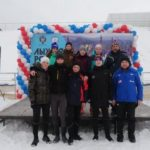 Соревнования по лыжным гонкам в рамках XXIII Спартакиады учащихся Тюменской области, посвященной 75-летию Победы в Великой Отечественной войне