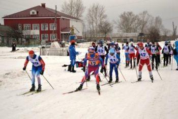Соревнования по лыжным гонкам, посвященные памяти Олега Михеля
