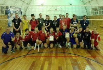 Первенство Казанского района по волейболу
