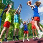В районе начинают работу 15 вечерних спортивных площадок для детей