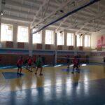 Казанские волейболисты завоевали путевку в финал летних сельских игр.