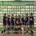 Результаты участия команды Казанского района в XXVIII летних сельских спортивных играх.