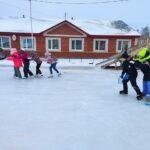 «Зимние забавы» для детей.