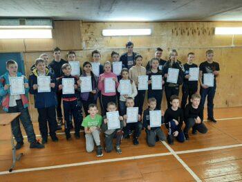 Соревнования по лыжным гонкам, посвященные Дню защитника Отечества!