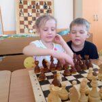 Обучаем игре в шахматы с детского сада.