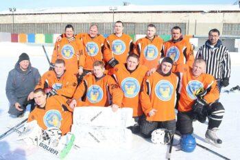 Выездная победа казанских хоккеистов.