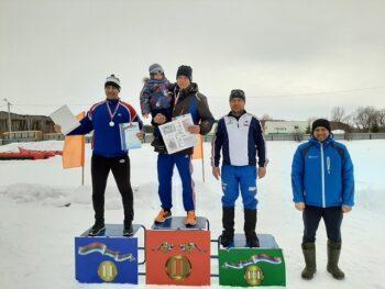 Результаты соревнований по лыжным гонкам, посвященных памяти тренера В.В.Остякова.