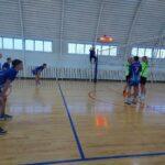 Финальные игры XXIV Спартакиады учащихся Тюменской области по волейболу.