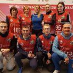 Итоги участия казанских спортсменов на областном зимнем Фестивале ГТО среди взрослого населения.