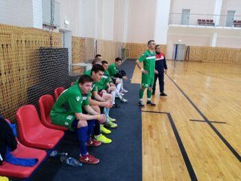 Новости с Чемпионата Тюменской области по мини-футболу (первая лига, зона юг).