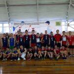 Первенство Казанского района по баскетболу среди юношей