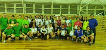 Определены лучшие спортивные коллективы среди организаций района.