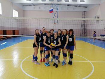 Казанские волейболистки — финалистки областного Чемпионата по волейболу (2 лига)